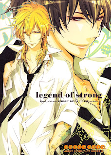 KHR. legend of strong 00a-cover