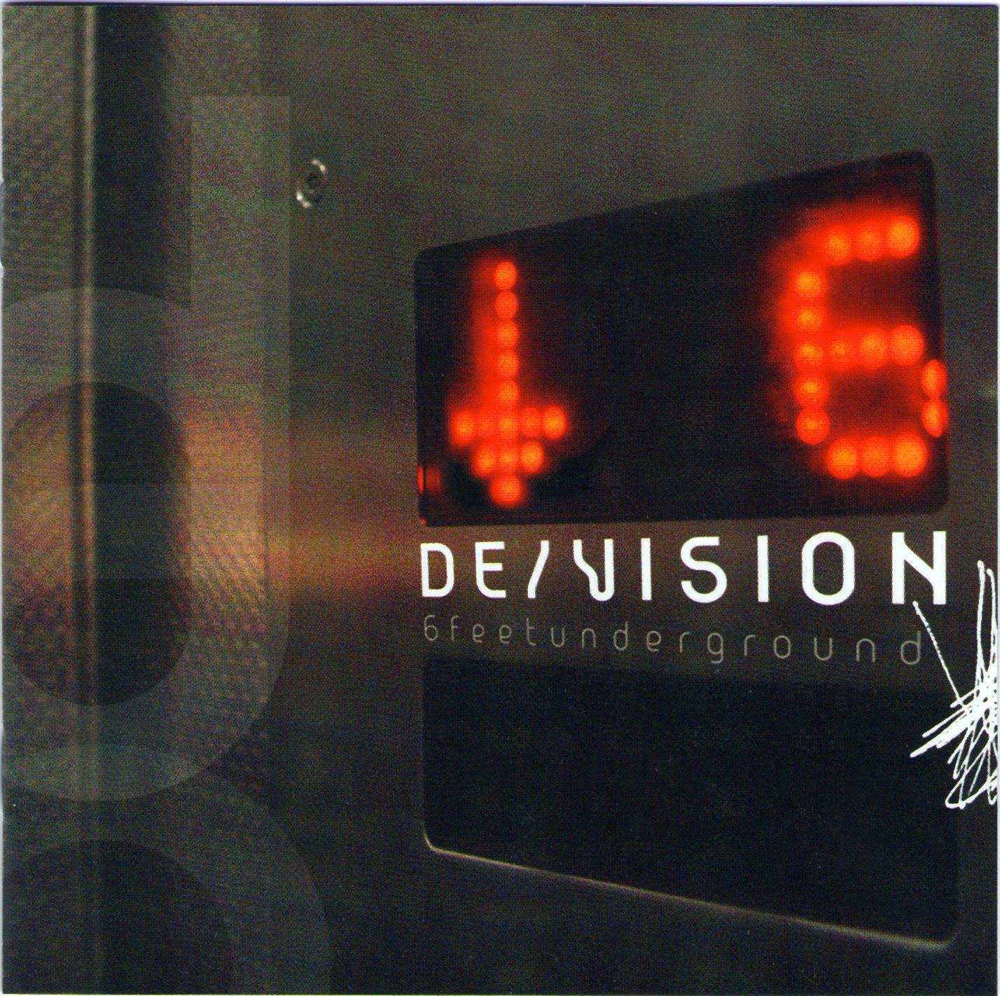 De/Vision - Drifting Sideways