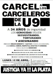 Juicio a U9...Informate