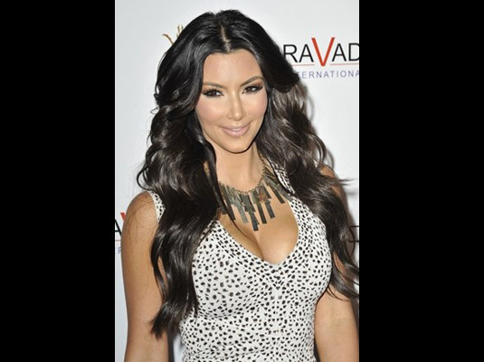 kim kardashian hair 2011. kim kardashian hair colour.