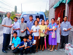 Public Ministry - Tracts Distribution