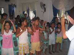 Street Children - Maranatha Bible Faith Baptist Church (Dau, Mabalacat)