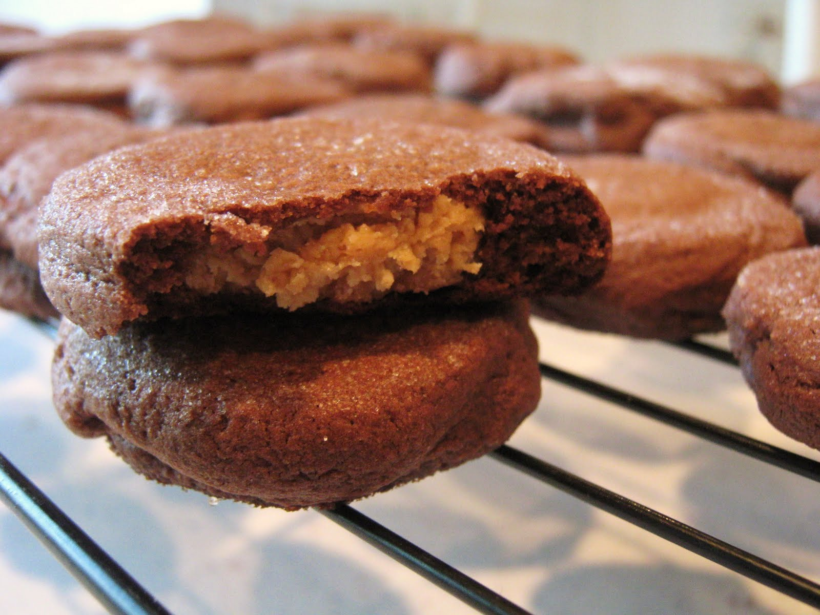 cookies do. Cleverly disguised as a run of the mill chocolate cookies ...