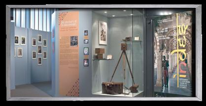 Scénographie Infiniment Inde, Musée Albert Kahn