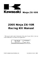 Ninja ZX-10R Service and repair
