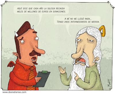 Humor gráfico sobre las religiones y dioses - Página 2 Intermediarios