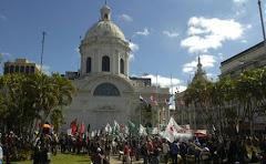 Imágen Jornada de Lucha Asunción