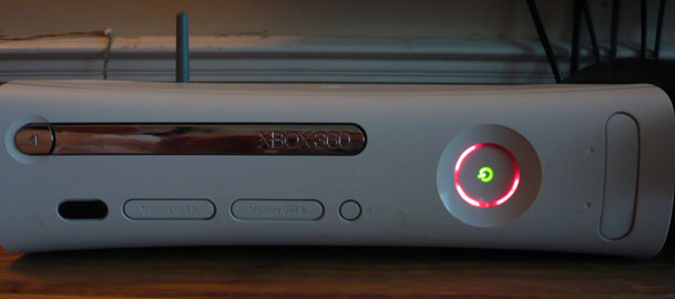 how to fix ring of death on xbox 360