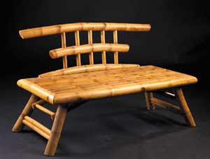 how to make bamboo furniture. He And His Wife Also Own A Bamboo Factory (workshop) Can Custom Make Anything In Bamboo. They Just Finished Building It March Are Hoping To More How Furniture