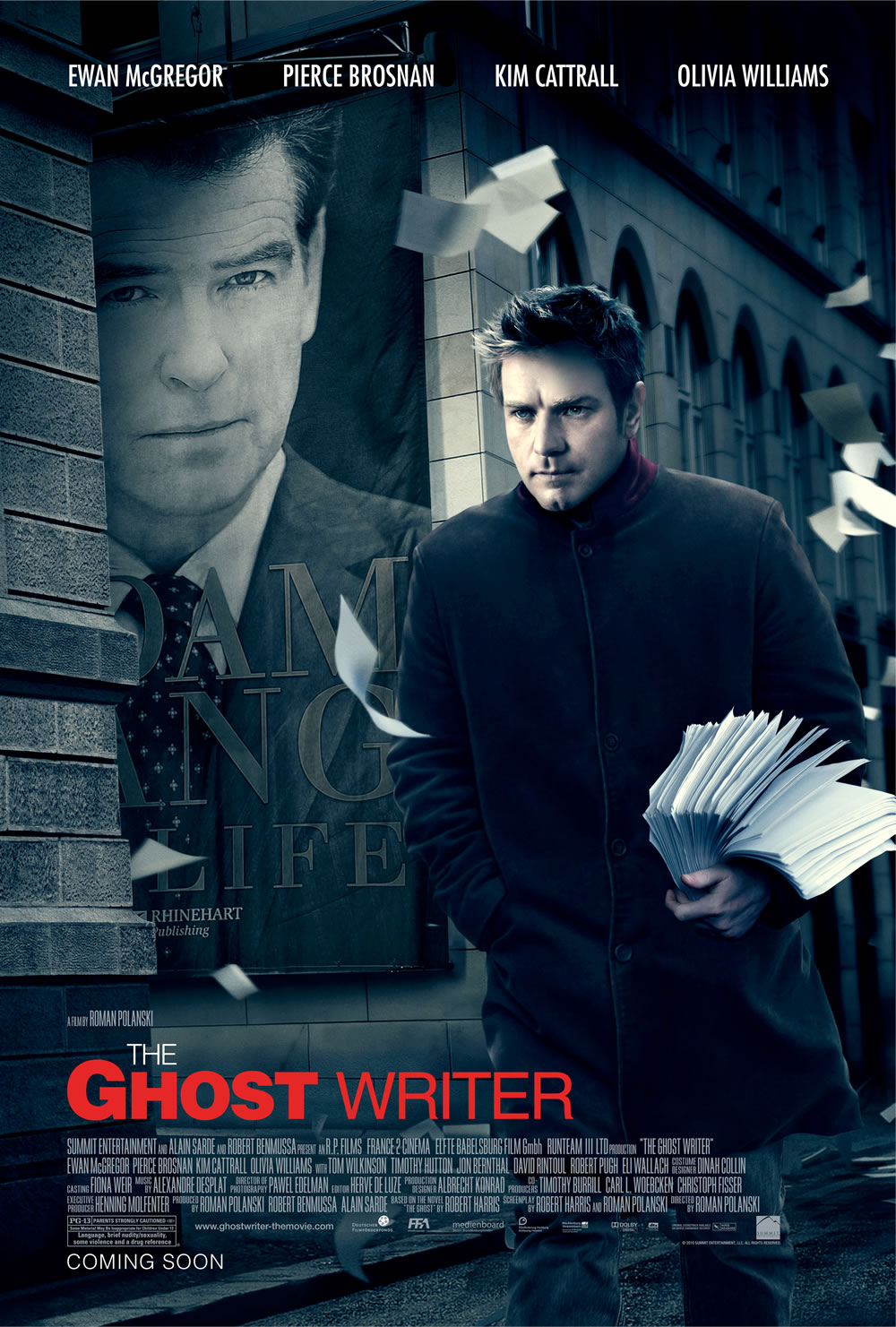 The Ghost Writer (2010) BRRip 720p x264 -MitZep