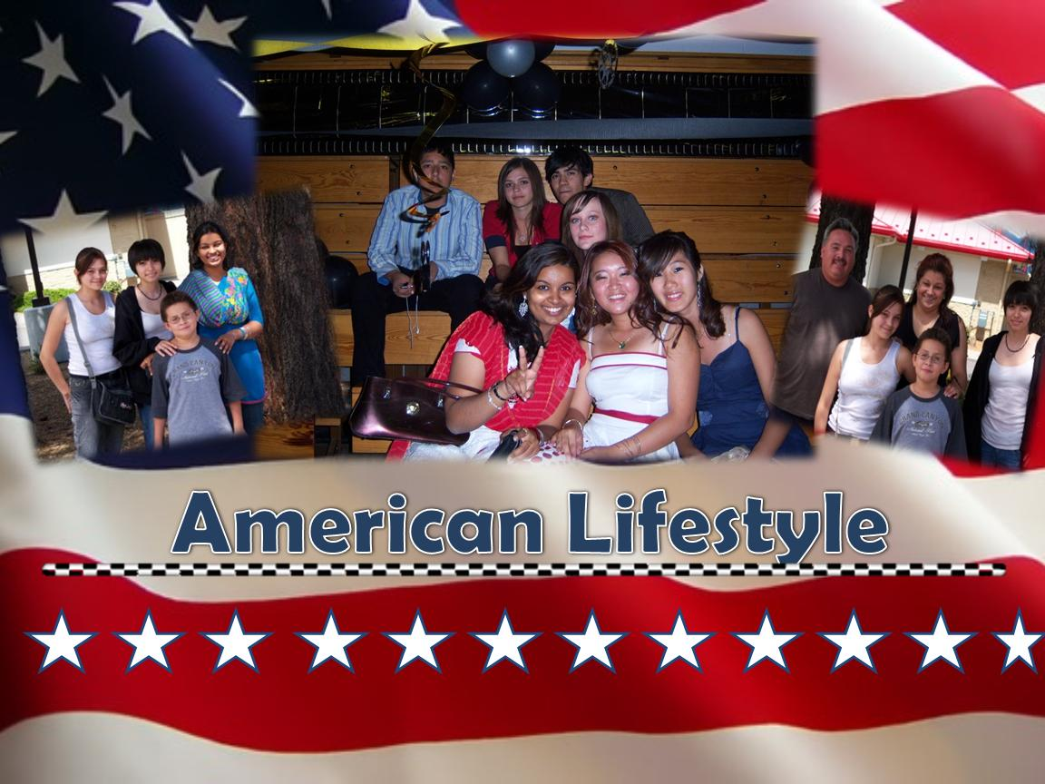 a study of americans and their lifestyle In our study sample, the lifestyle index ranged from −2 to 15 (mean  american  and european caucasian older adults, its generalizability to.