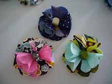 [  passadores em flor pequena Ref.: #005, #006  ]