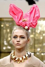 Models: Sasha Pivovarova