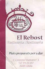 EL REBOST