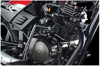 engine Price Of TVS Star Sport Price
