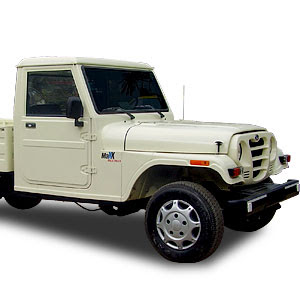 Mahindra Launches Cng Variant Of Pick Up Truck Maxx Maxi