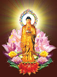 Amitaba stand on Lotus