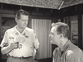 Thomas B. Henry and John Agar