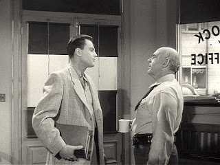 John Agar and Nester Pavia