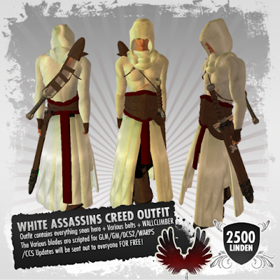 Assassin's Creed � RPG Outfit.