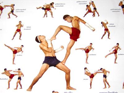 Técnicas del Muay Thai