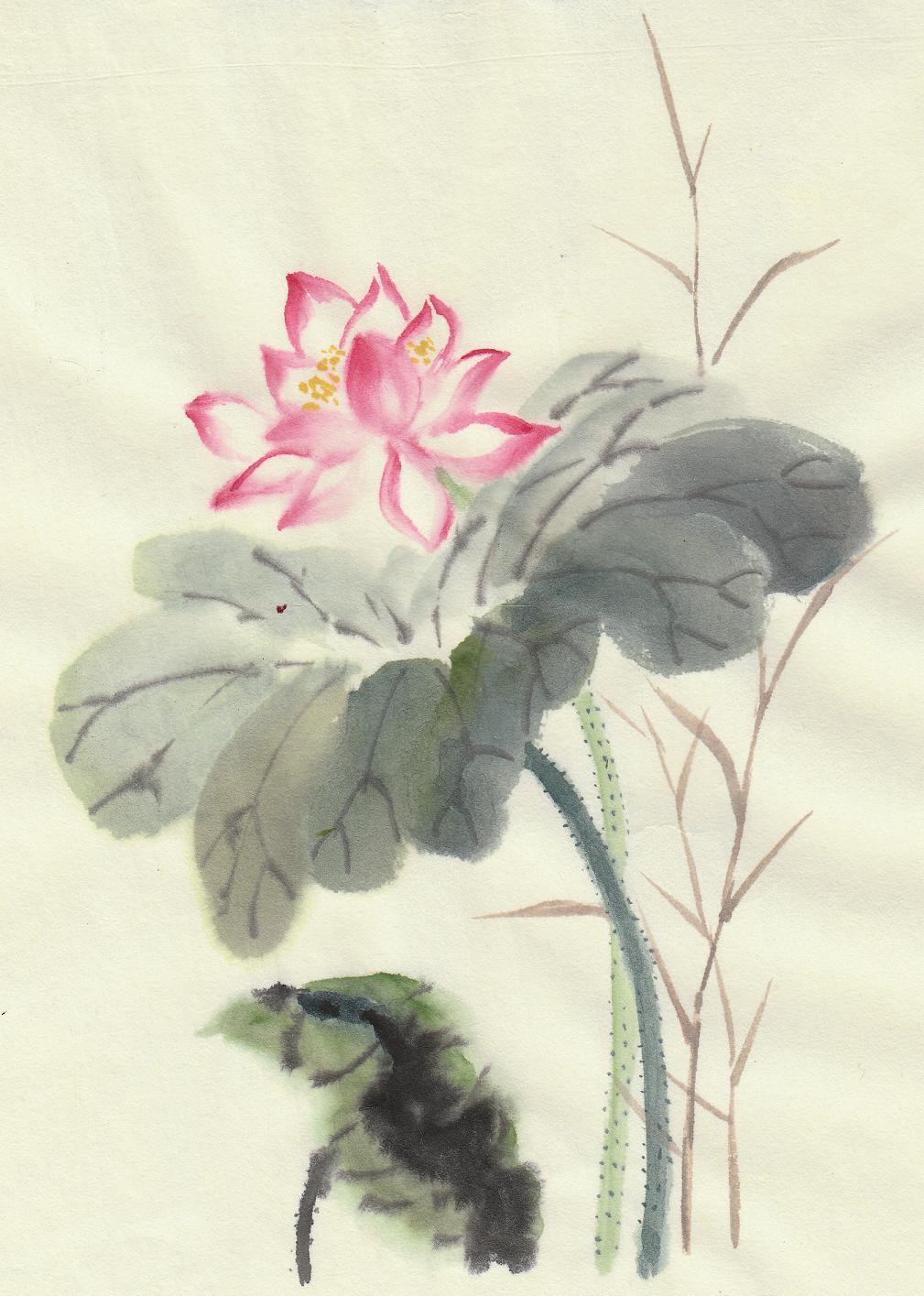 Simple Asian Paintings | www.imgkid.com - The Image Kid ...