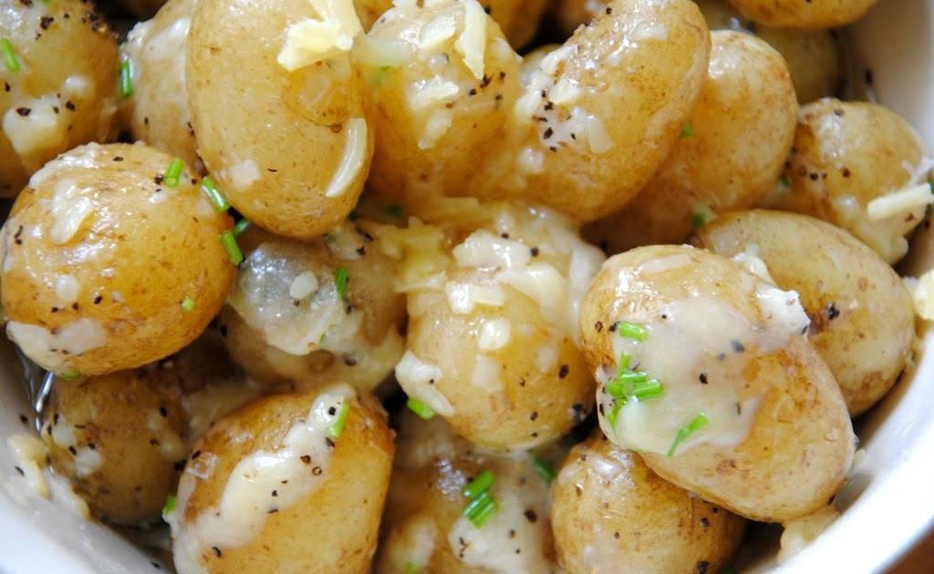 ernst varma potatissallad