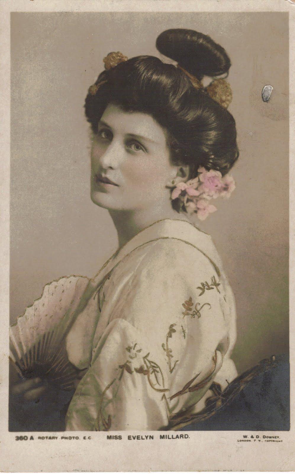Женские прически 20 века фото