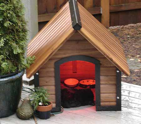 How To Add Heat To An Outdoor Critter House