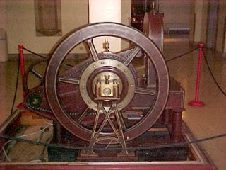 Steam powered Philadelphia Mint Coin Press