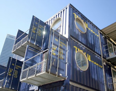 1 Amazing Homes and Offices Built from Shipping Containers