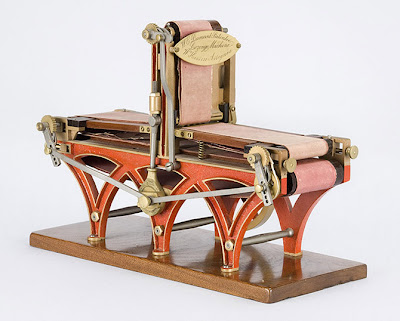 14 Vintage Patent Models Collection