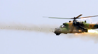 helicopter 33 exercise