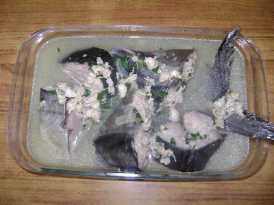 Comida Peruana - Chilcano a lo monsefuano