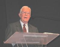 Carter Urges Baptists to Unite Despite Differences