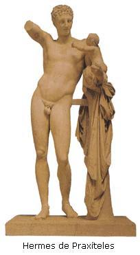 desenho e história da arte grécia