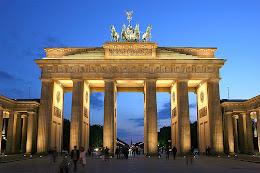 Porta de Brandenburgo - Berlim - Alemanha