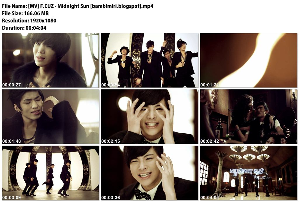 [mv] f cuz midnight sun