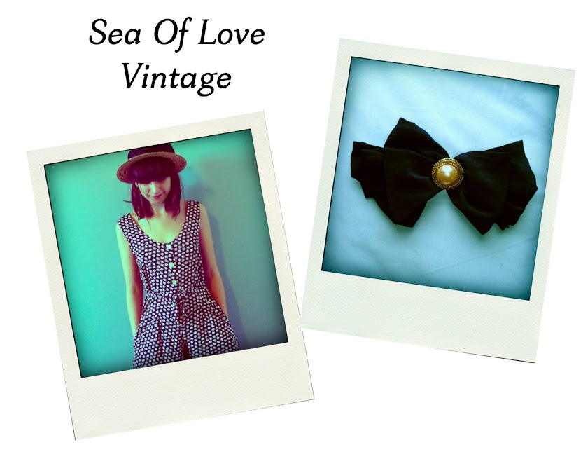 Sea Of Love Vintage