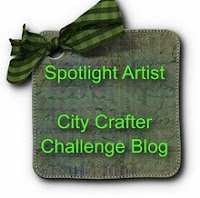 Thank you City Crafters for the Spotlight! : )