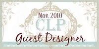 November 2010 CLP Guest Designer