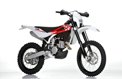 Enduro bike 2011 Husqvarna TE 310