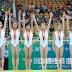 Equipes de Guangdong e Xangai levam títulos nos Jogos Chineses