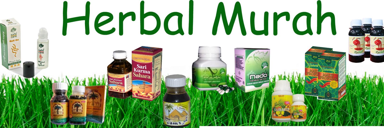 Pusat Herbal Murah