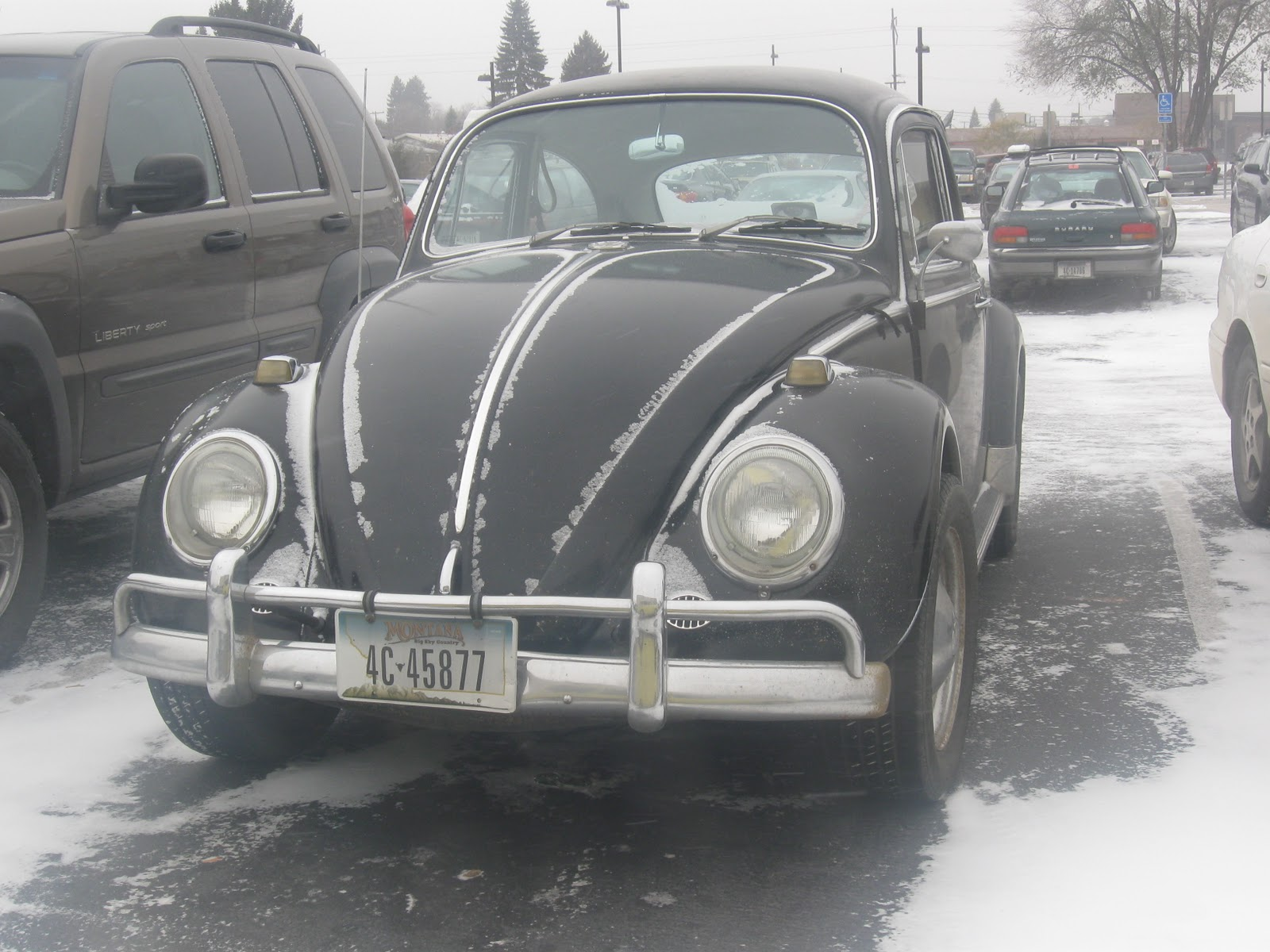 Another old Beetle (a '66 I