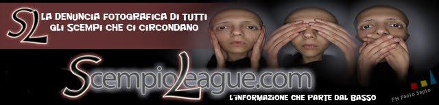 Scempio League - foto di Campobasso e dintorni - Ideato e creato da: Paolo Sapio e Paolo Di Lallo