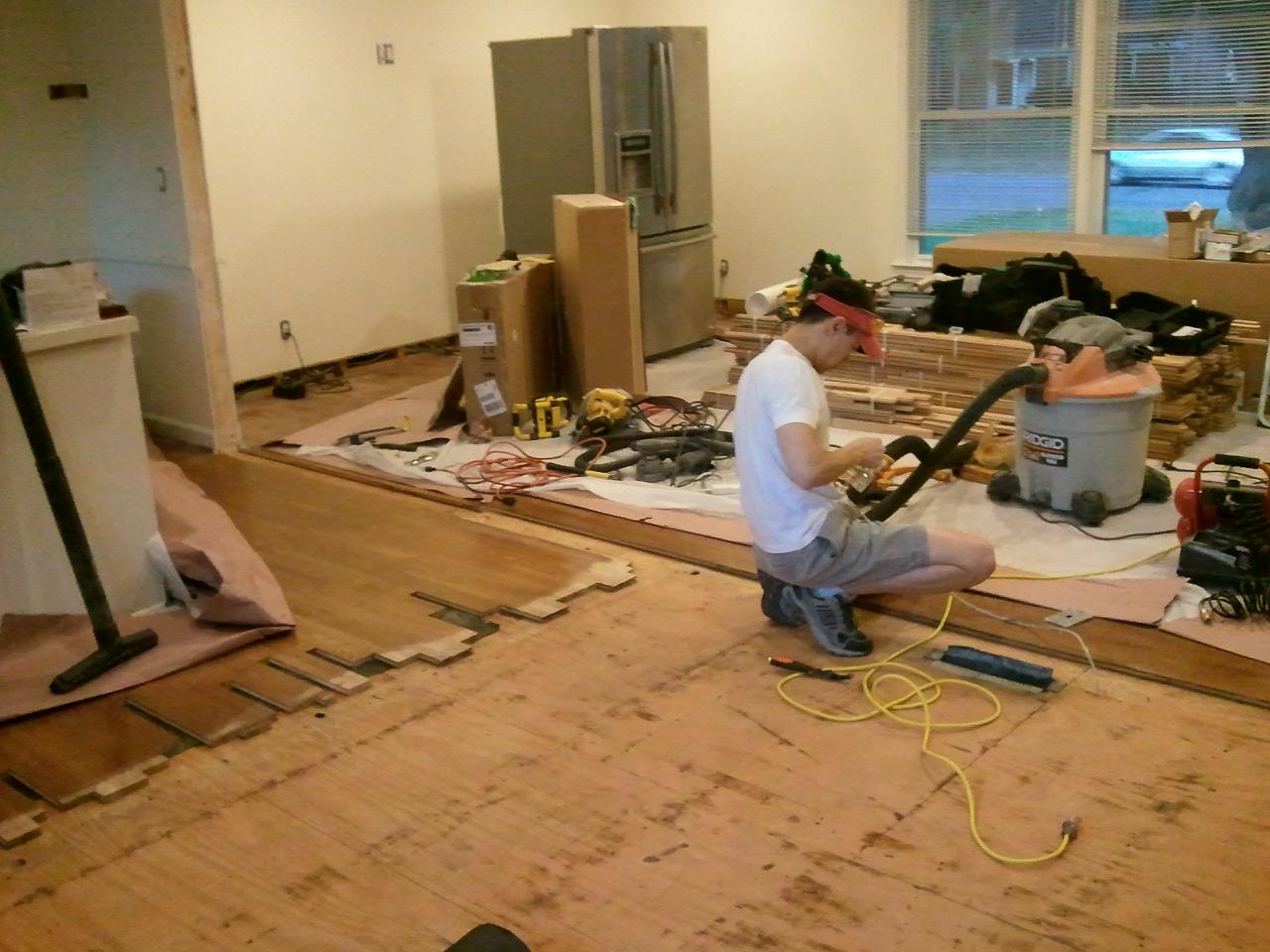 laying hardwood floors flooring ideas home