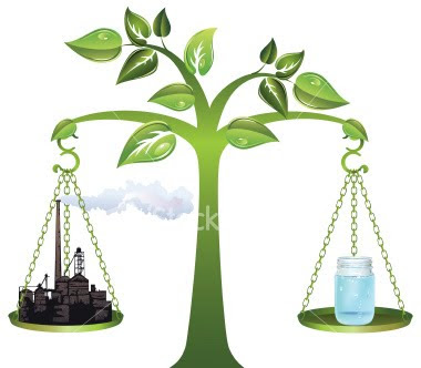 Environment Industry Balance