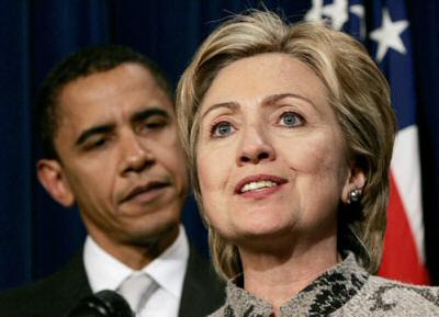 Obama - Clinton Scandal