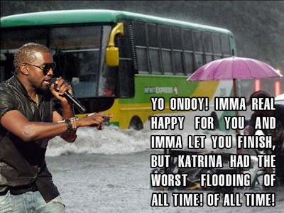 Kanye West - Ondoy Epic Joke